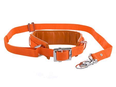 单腰带式安全带