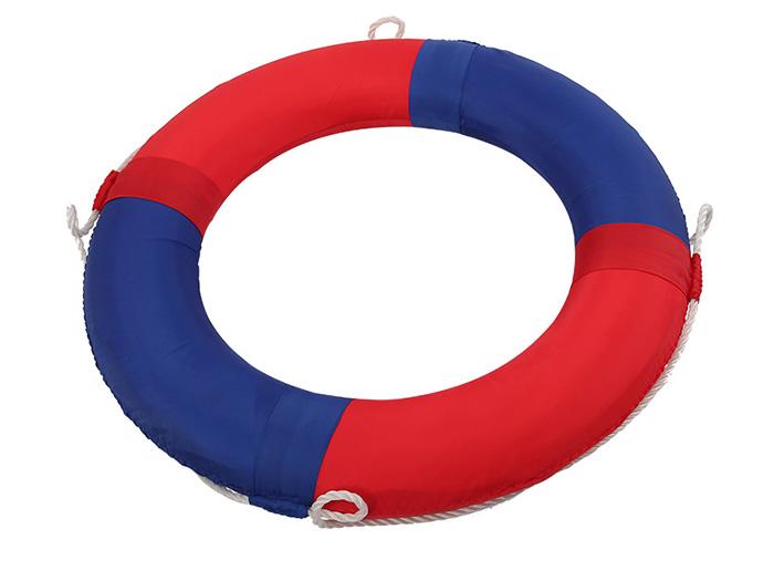 红蓝专业救生圈