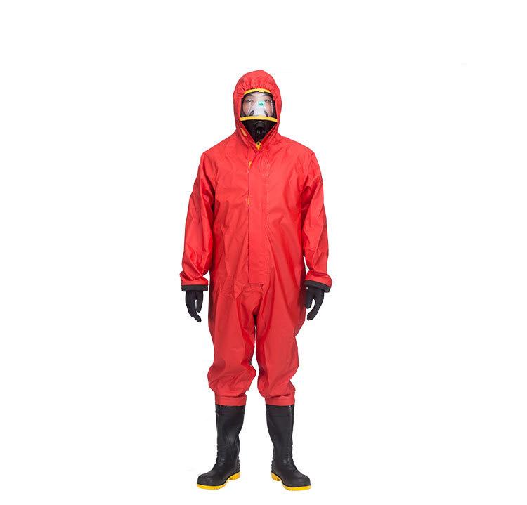 PVC轻型化学防护服