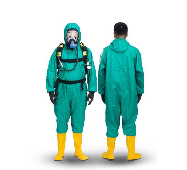 外置式轻型防化服