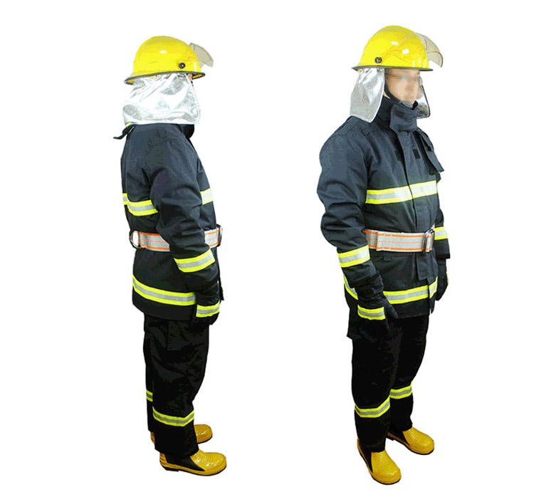 14款消防员灭火防护服战斗服