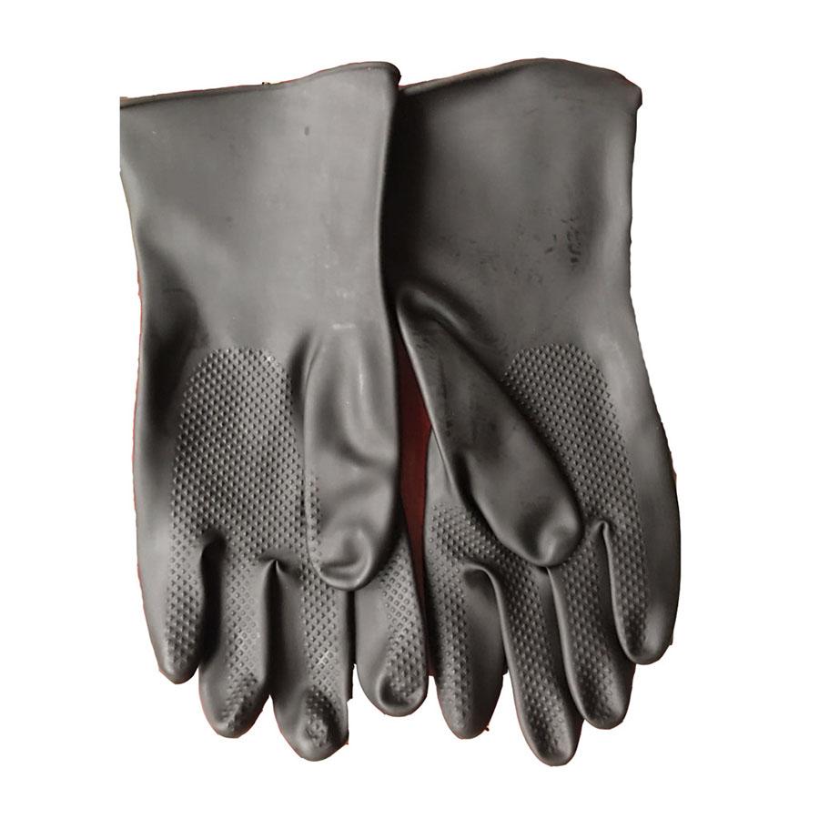防化橡胶防护手套