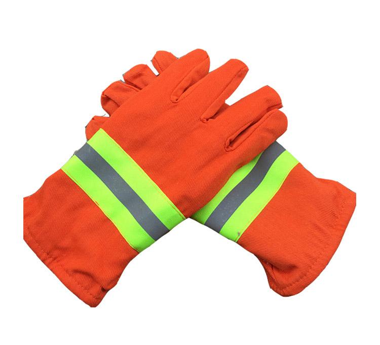消防员火灾防护手套