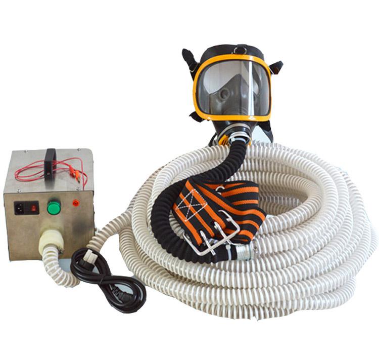 便携单人电动送风式长管呼吸器