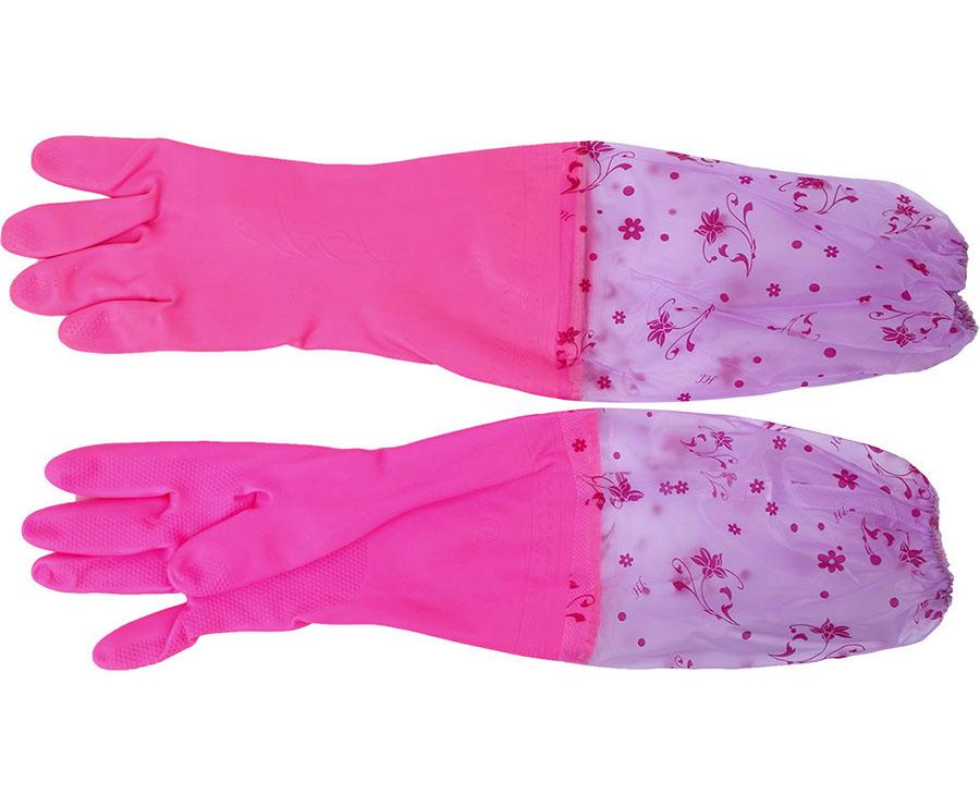 厨房家务清洁橡胶手套