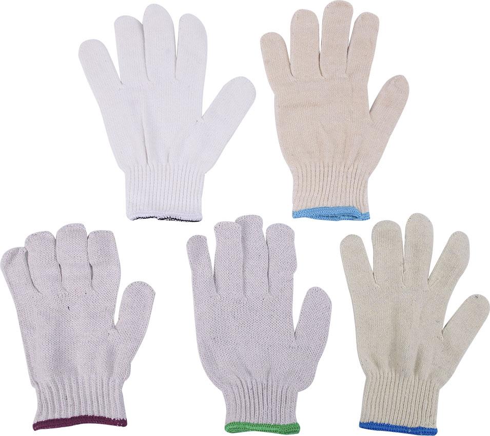 棉纱棉线耐磨手套