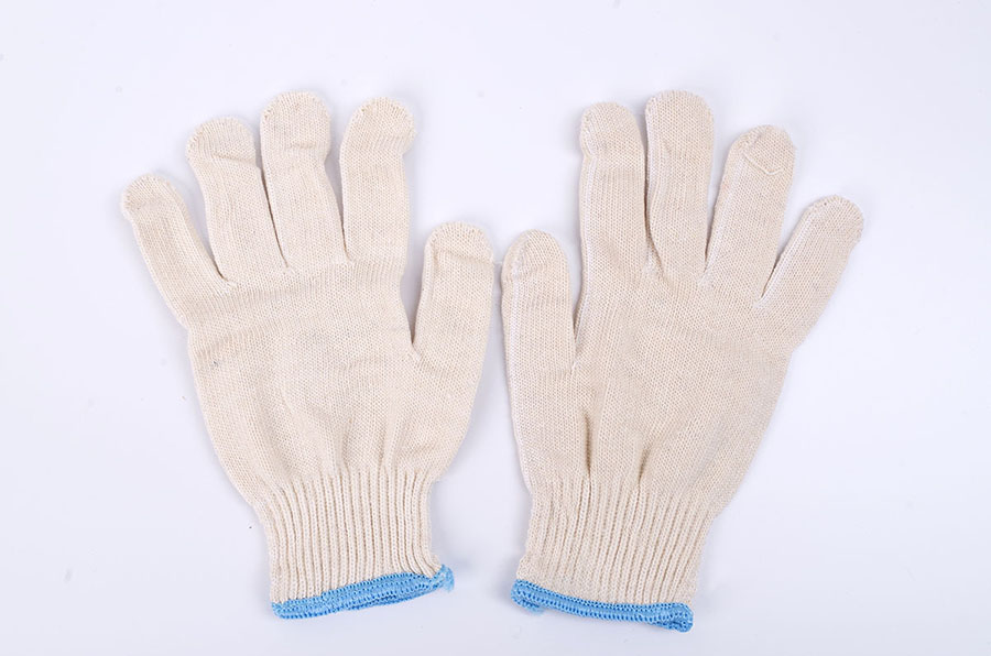 棉线耐磨手套