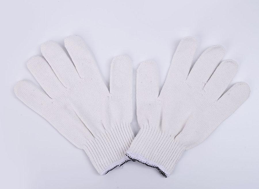 劳保手套 纯棉棉纱线