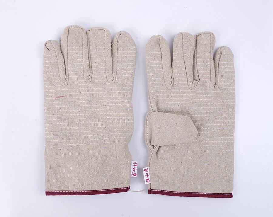 耐磨纯棉手套