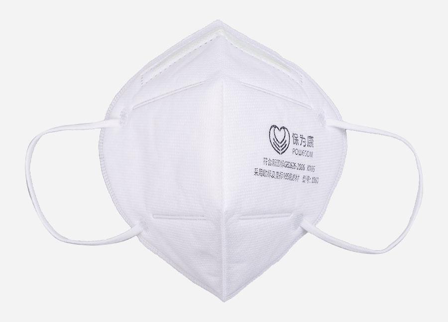 360° 全密封保护高效防尘口罩