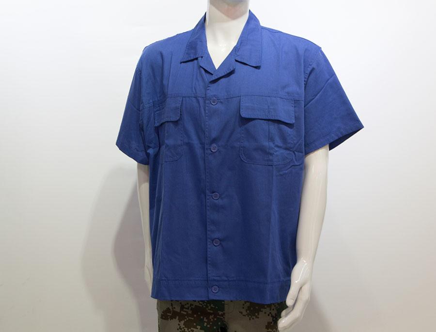 薄款半袖工装制服