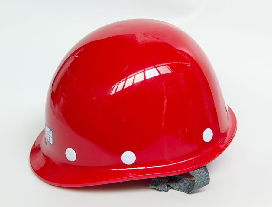 高强度施工领导劳保防护安全帽