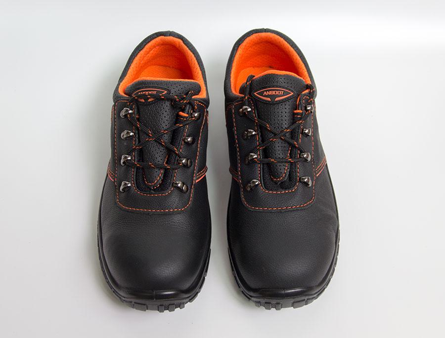透气吸汗橡胶防滑劳保鞋