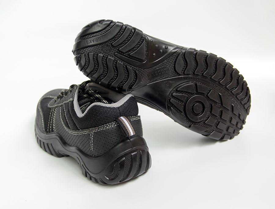 夏季新款橡胶耐磨劳保鞋
