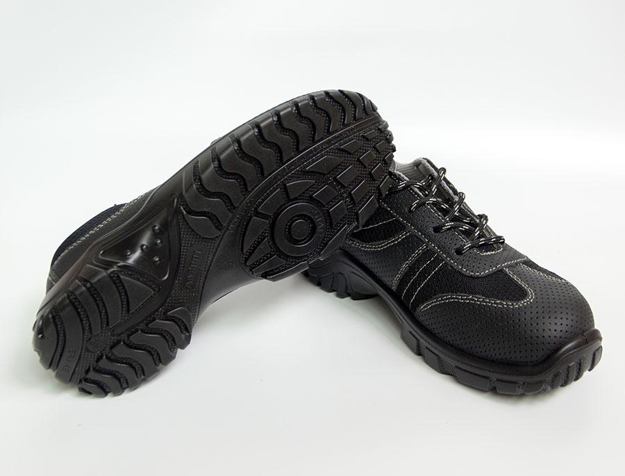 夏季款橡胶耐磨劳保鞋