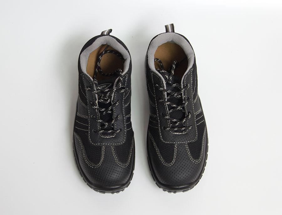 夏季透气款耐磨劳保鞋