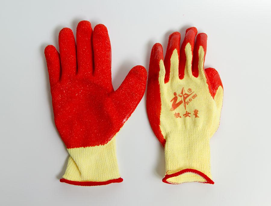 橡胶手套劳保耐磨