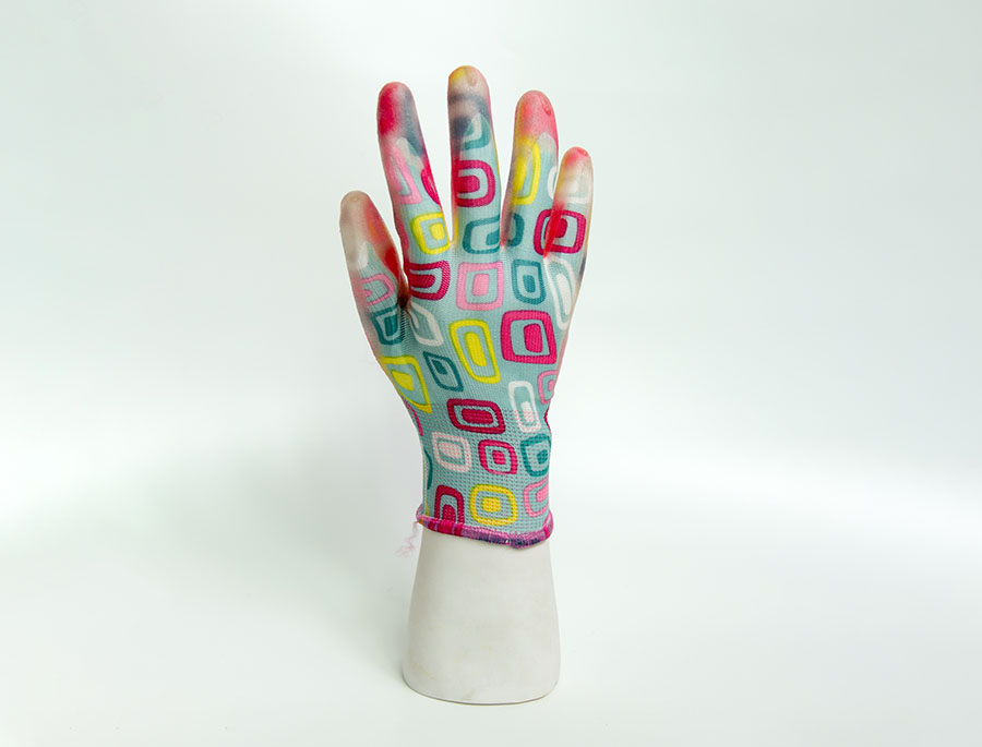 PVC全浸胶手套